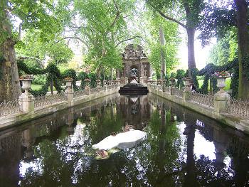 Jardines de luxemburgo uno de los parques m s bonitos de for Jardines de luxemburgo paris