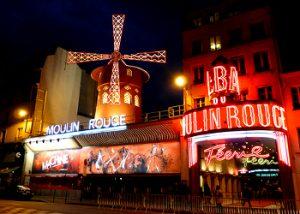 Mouline Rouge - París