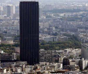 Torre de Montparnasse - París