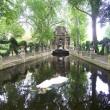 De relax por los Jardines de Luxemburgo
