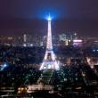 Divisar París desde la Torre de Montparnasse