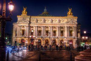 Exterior Ópera Garnier